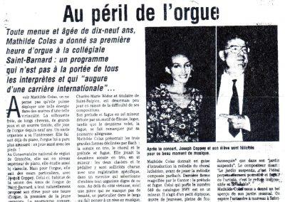 2002 10 12 - Dauphine Libere Concert Romans