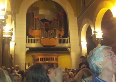 Concert à la Croix Rousse (03/2014)
