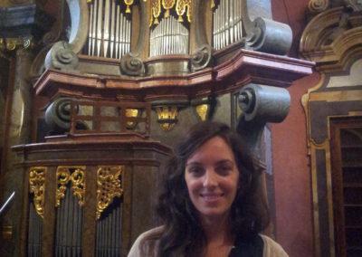 Orgue Chapelle des miroirs Klementinum
