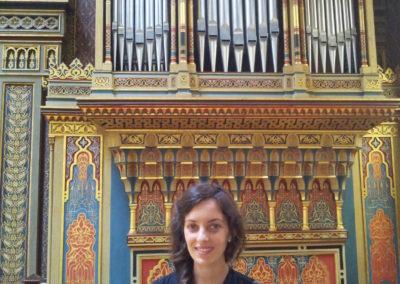 Orgue Synagogue espagnole Prague